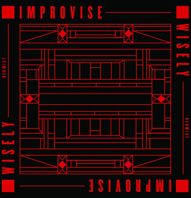 "Improvise Wisely - 12"" (Redmist)"