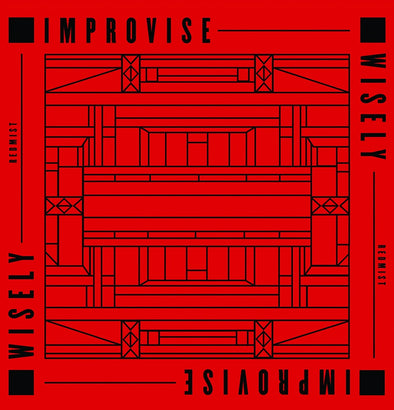 Improvise Wisely | Redmist 7""