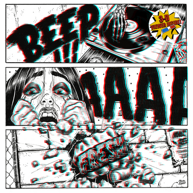 Beep Ahh Fresh 3D | Ugly Mac Beer 12""