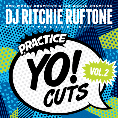 Practice Yo! Cuts Vol 2 | 12""