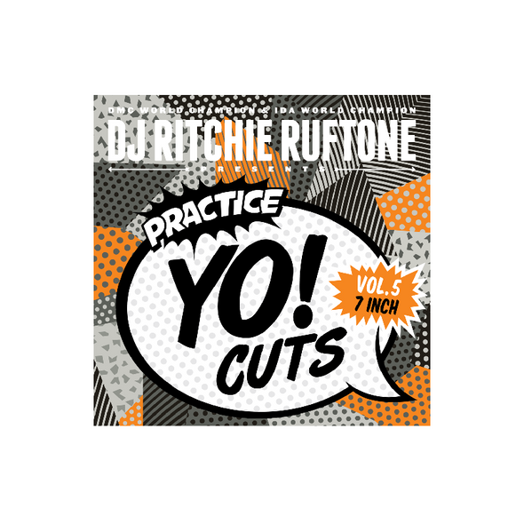 Practice Yo! Cuts Vol 5  | 7""