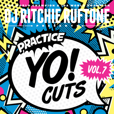 Practice Yo Cuts Vol 7 | 12""