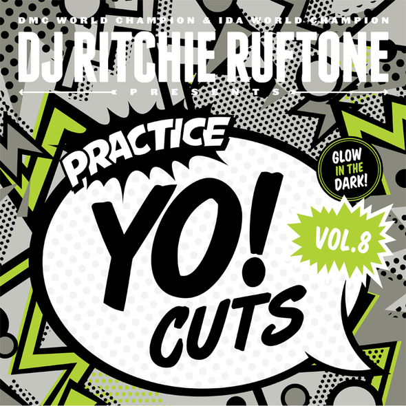 "Practice Yo Cuts Vol 8 | 12"" (Glow In The Dark)"