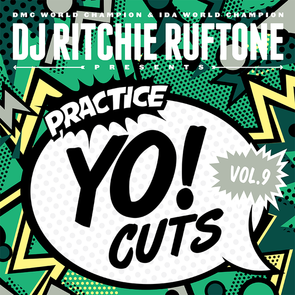 Practice Yo Cuts Vol 9 | 12""