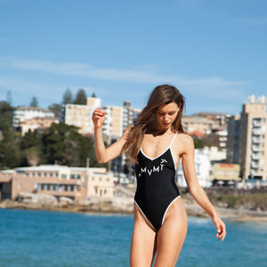 TIDALWAVE SWIMSUIT BLACK