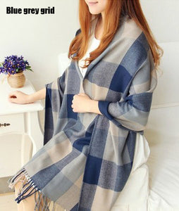 Scarf Women Winter Cachecol Women European And American Style !2018