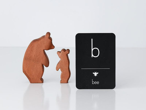 Flash Cards LOWERCASE ANIMAL ALPHABET
