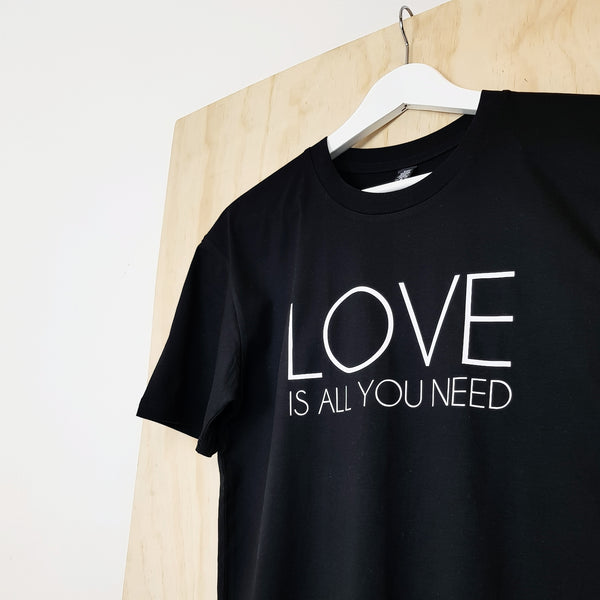MMC x Baby Jumpie: LOVE IS ALL YOU NEED Mens Tee