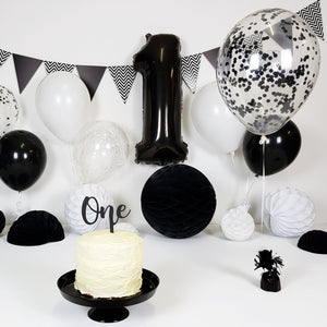 Monochrome Magic Party Pack