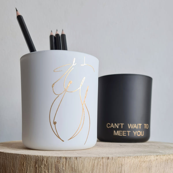 Mother's Day Illustration Vessels