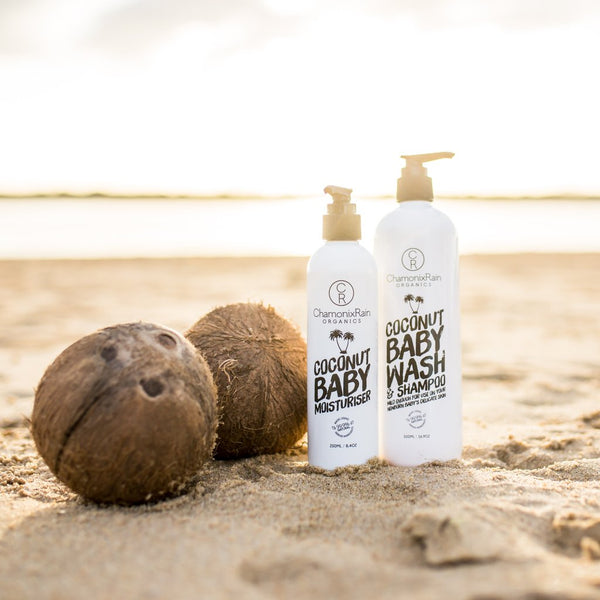 Coconut Baby Moisturiser 250ml