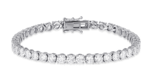 18K Diamond Classic Bracelet 10.92 CT FVS