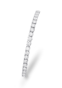 18K Diamond Classic Bracelet 5.86 CT FVS