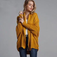 Load image into Gallery viewer, Anastya Over-sized Sweater Cardigan