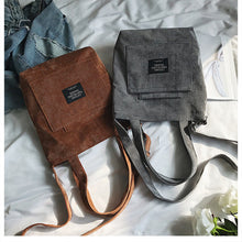 Load image into Gallery viewer, Canvas Casual Vintage Messenger Bags