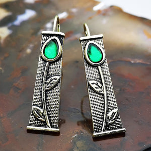 Tribal Vintage Geometric Metal Boho Earrings (14 styles)