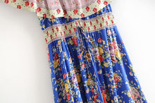 Load image into Gallery viewer, Chiara Bohemian Hippie chic Dress