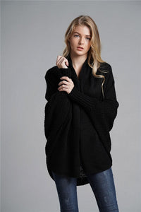 Anastya Over-sized Sweater Cardigan