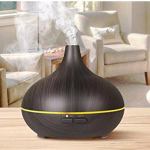 Aroma Essential 7 Color Changing Oil Diffuser - bohemian earth
