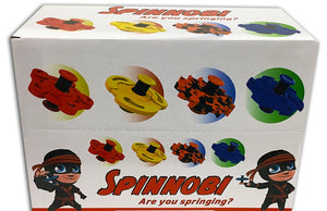 Original Spinnobi - Big Birthday Box
