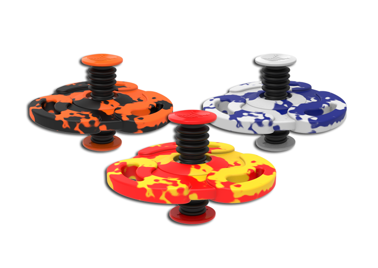 Spinnobi Original - Tornado - Earth Wind Fire Bundle