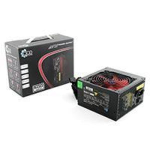 Ace 500W Br Black Psu With 12Cm Red Fan & Pfc