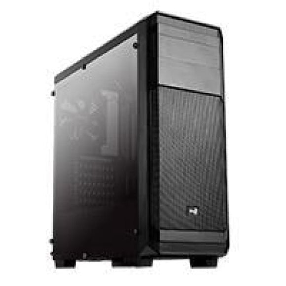 Aerocool Aero 300 Black Mid Tower Case With Side Window