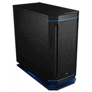 Aerocool Ds 230 Black Mid Tower Case With 7 Colour Led Mode And Pwm Fan Support