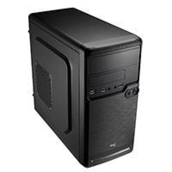 Aerocool Qs182 Black Mini Tower Case Micro Atx With 1 X Usb3 1 X Usb2 Hd Audio Eta. 18Th Of May