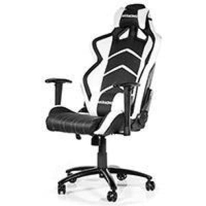 Ak Racing Player 6014 Gaming Chair Black White