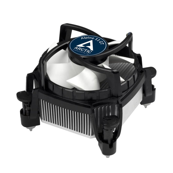 Arctic Alpine 11 Gt Cpu Processor Heatsink & Fan For Intel Sockets - Cpu Cooler