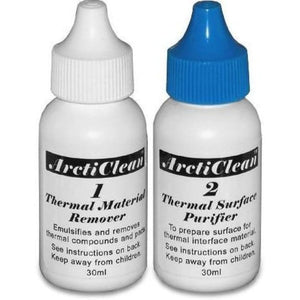 Arctic Silver Arcticlean 60Ml Thermal Material Remover And Surface Cleaner - Thermal