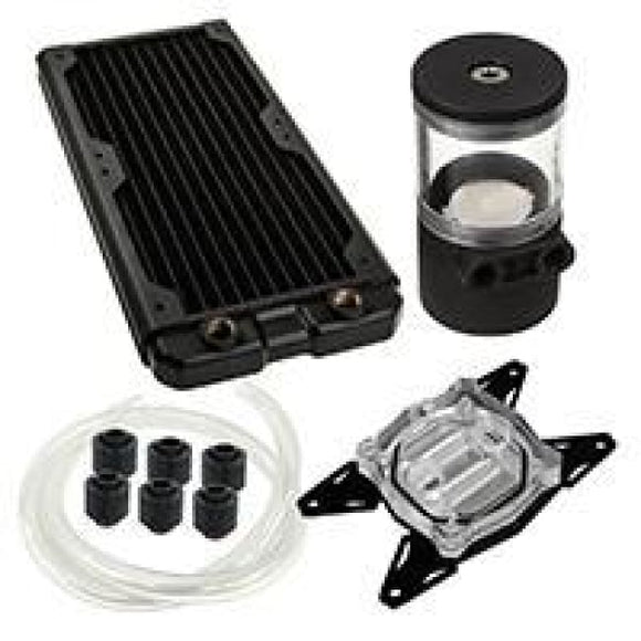 Black Ice 240Gts Professional Water Cooling Kit For Amd