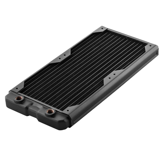 Black Ice Nemesis Gts 280 Radiator - Black