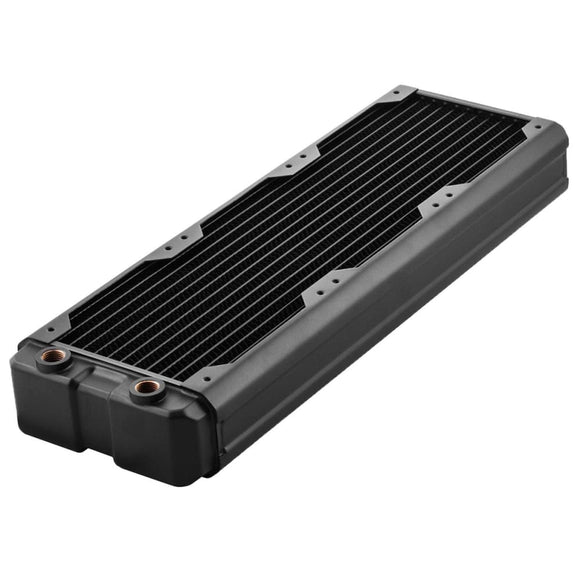 Black Ice Nemesis Gtx 360 Radiator - Black