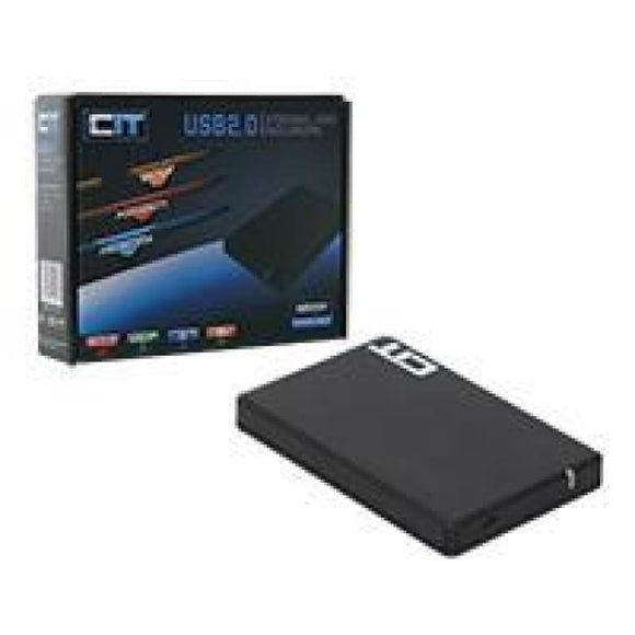 Cit 2.5 Usb 2.0 Sata Hdd Enclosure Tooless