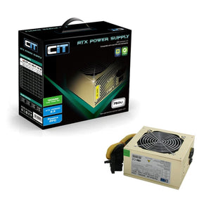 Cit 750W Gold Edition Psu 12Cm 24-Pin Sata Model 750U