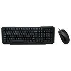Cit Kbms-001 Usb Keyboard & Mouse Combo Black Retail
