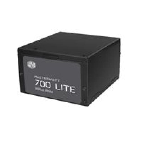 Cooler Master Masterwatt Lite 700W 120Mm Silent Hdb Fan 80 Plus Certified Psu