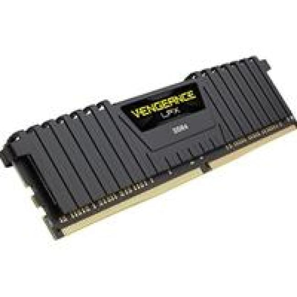 Corsair 8Gb Vengeance Lpx Black Heatsink (1 X 8Gb) Ddr4 2400Mhz Dimm System Memory
