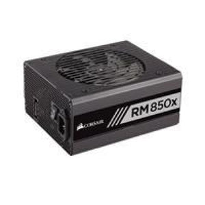 Corsair Rmx Series Rm850X 850W 135Mm Thermally Controlled Fan 80 Plus Gold Fully Modular Psu