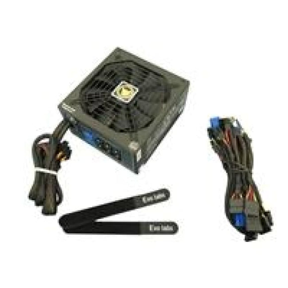 Cronus 650W 140Mm Fdb Silent Fan 80 Plus Bronze Semi Modular Psu