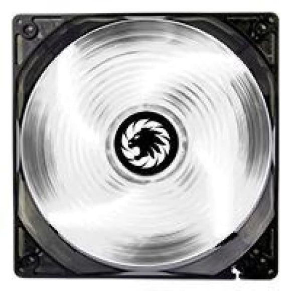 Game Max Sirocco 4 X White Led 12Cm Cooling Fan - Case Fan