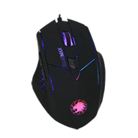 Game Max Tornado Gaming Mouse 7 Colour Led