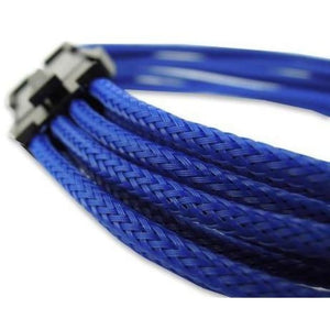 Gelid Blue 45Cm Eps 8-Pin Extension Sleeved Braided - Sleeved Cable