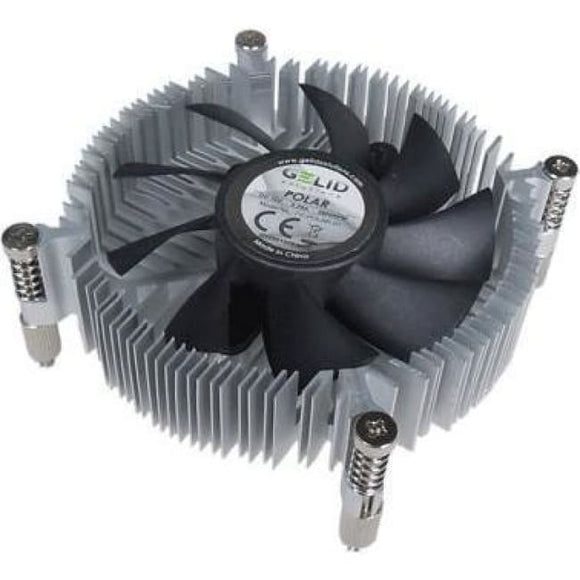 Gelid Solutions Polar Intel Low Profile Cpu Cooler - Cpu Cooler