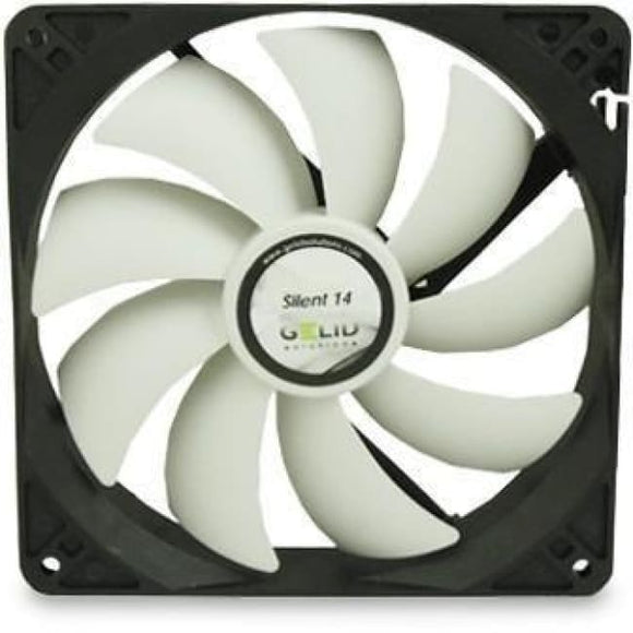 Gelid Solutions Silent 14 140Mm Quiet Case Fan - Case Fan