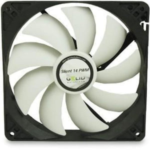 Gelid Solutions Silent 14 Pwm 140Mm Pwm Quiet Cooling Fan - Case Fan