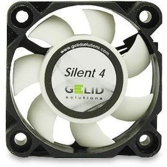 Gelid Solutions Silent 4 40Mm Quiet Case Fan - Case Fan