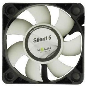 Gelid Solutions Silent 5 50Mm Quiet Case Fan - Case Fan